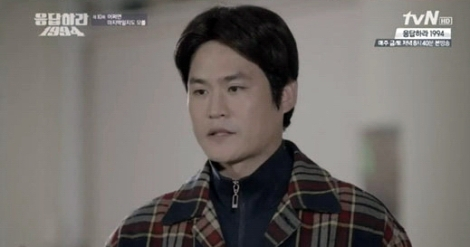 "*Kim Sung-kyun starred in the hit drama ""Reply 1994"".  (Courtesy of tVN)"