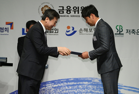 Jang Won-sam, Financial Service Commission