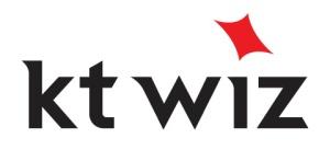KT Wiz (Wordmark)