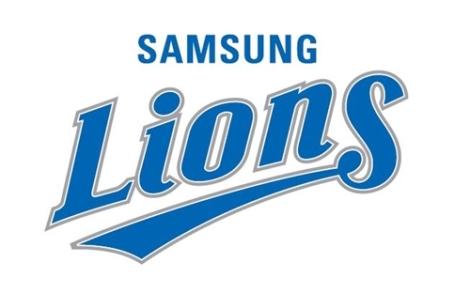 Samsung Lions Wordmark